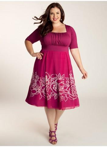 IGIGI Jocelyn Plus Size Dress
