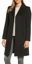 Fleurette Women's Modern Reefer Coat