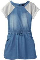 Vigoss Chambray Dress (Little Girls)