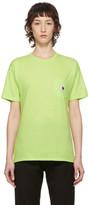 Carhartt Work In Progress Green Carrie T-Shirt