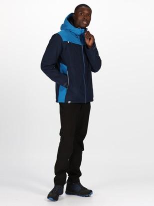 Regatta Highton Stretch Padded Jacket - Navy/Blue
