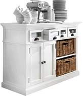 Nova Solo Hamptons Halifax 4 Drawer Buffet