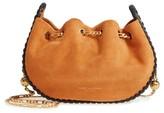 Marc Jacobs Sway Party Suede Crossbody Bag - Beige