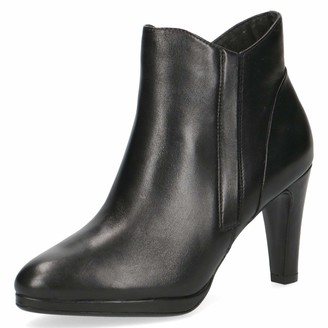 Caprice Women Boots Ladies Bootees Boots Half Boot high high Heel Party