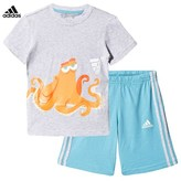 adidas Disney ́s Finding Dory Hank Shorts and Tee Set