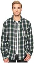 Alternative Yarn-Dye Flannel Logger Shirt Jacket