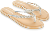 Monsoon Versailles Thong Sandals