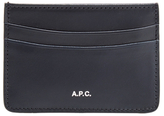 A.P.C. Men's Porte Cartes Card Holder Dark Navy