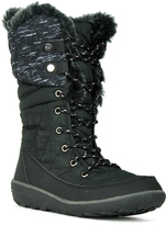 Black Hike I Lace-up Boot