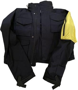 Nike x Off-White Black Cotton Jacket for Women