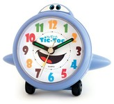 Speidel My First Tic-Toc Airplane Alarm Clock- Blue