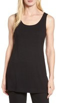 Ming Wang Women's Long Jersey Tank