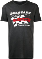 Belstaff logo printed T-shirt - men - Cotton - S