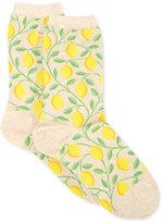 Hot Sox Women's Lemon Vines Socks