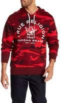 True Religion Buddha Brand Camo Hoodie