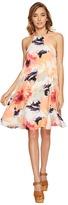 Brigitte Bailey Ainslee High Neck Spaghetti Strap Dress Women's Dress