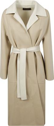 Loro Piana Tie-waist Coat