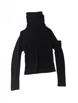 Gucci Black Cashmere Tops