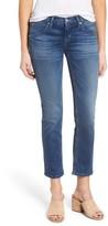 Hudson Women's Bailee Crop Baby Boot Jeans