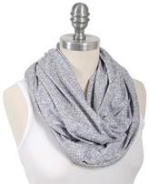 Bebe Au Lait Premium Cotton Jersey Nursing Scarf Grey - Lexington