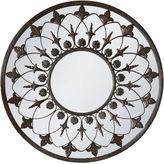 Asstd National Brand Regal Scroll Round Wall Mirror