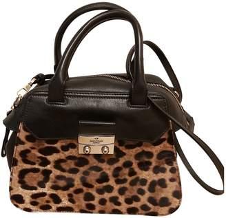Kate Spade Black Leather Handbags
