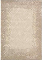 Nourison Harrison High-Low Carved Rectangular Rug