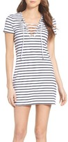 Bardot Women's Stripe Swing Dress