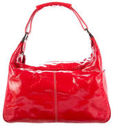 Tod's Patent Leather Hobo