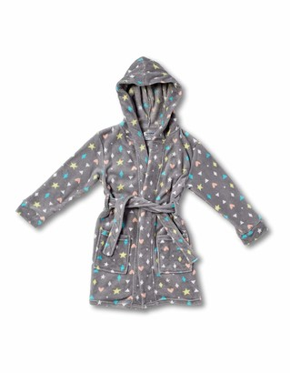 Joe Boxer Big Girl's Club Robe Sleepwear