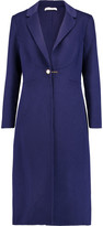 Oscar de la Renta Wool, angora and cashgora-blend coat