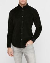 Express Classic Corduroy Shirt