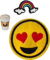 Lydell NYC Happy Vibes Pin Set, Multi