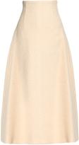 Emilia Wickstead Serena wool-bouclé skirt