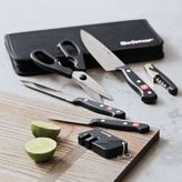 Wusthof Gourmet 7-Piece Travel Kit