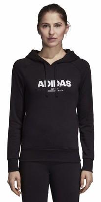 adidas Women's Essentials All Caps Overhead Hoodie