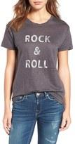 Zadig & Voltaire Women's Rock & Roll Linen Tee