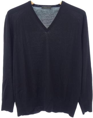 Prada Black Other Knitwear & Sweatshirts