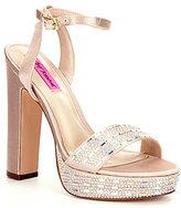 Betsey Johnson Alliie Platform Sandals