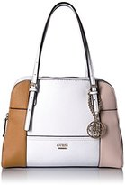 GUESS Huntley Colorblock Cali Satchel