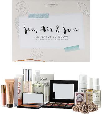 REVOLVE Beauty x Sincerely Jules Sea, Air, & Sun Au Naturel Glow