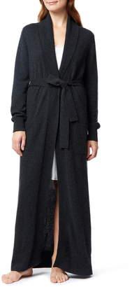 The White Company Shawl Collar Cashmere Robe