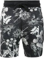 OSKLEN Flower Shop bermuda shorts - men - Cotton - P
