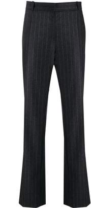 Pallas Paris pinstripe slim fit trousers