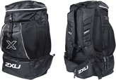 2XU Unisex Adult Transition Bag, Black/Black, One Size Fits All