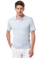 Perry Ellis Big and Tall Short Sleeve Open Polo Shirt