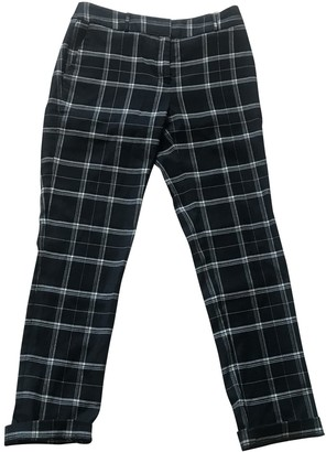 Margaux Lonnberg Multicolour Wool Trousers