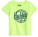 Hurley Infant Boy's Round Up Graphic Tee