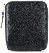 Comme des Garcons 'Colour Inside' zipped wallet - unisex - Calf Leather - One Size