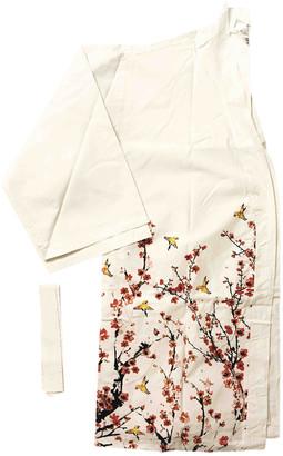 Non Signã© / Unsigned Kimono White Cotton Jackets